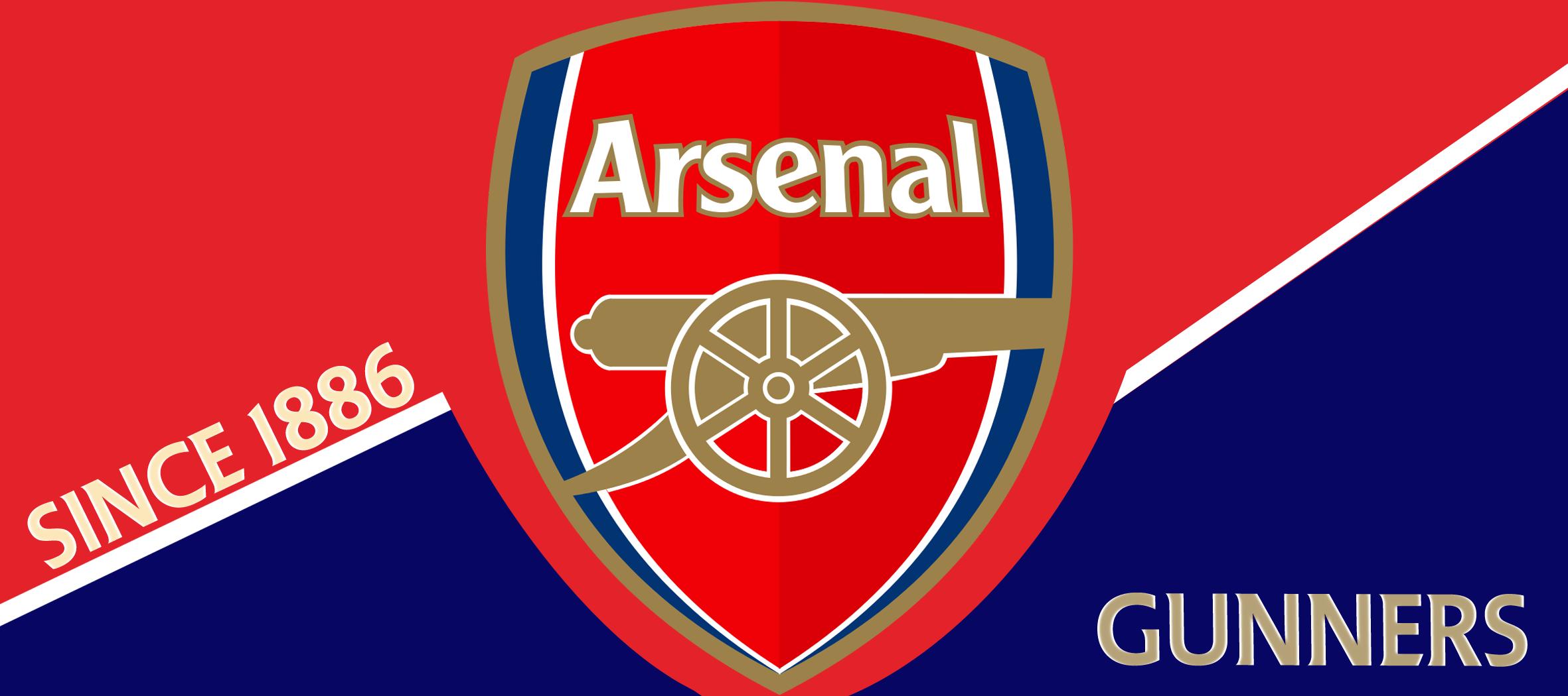 Arsenal logo artwork