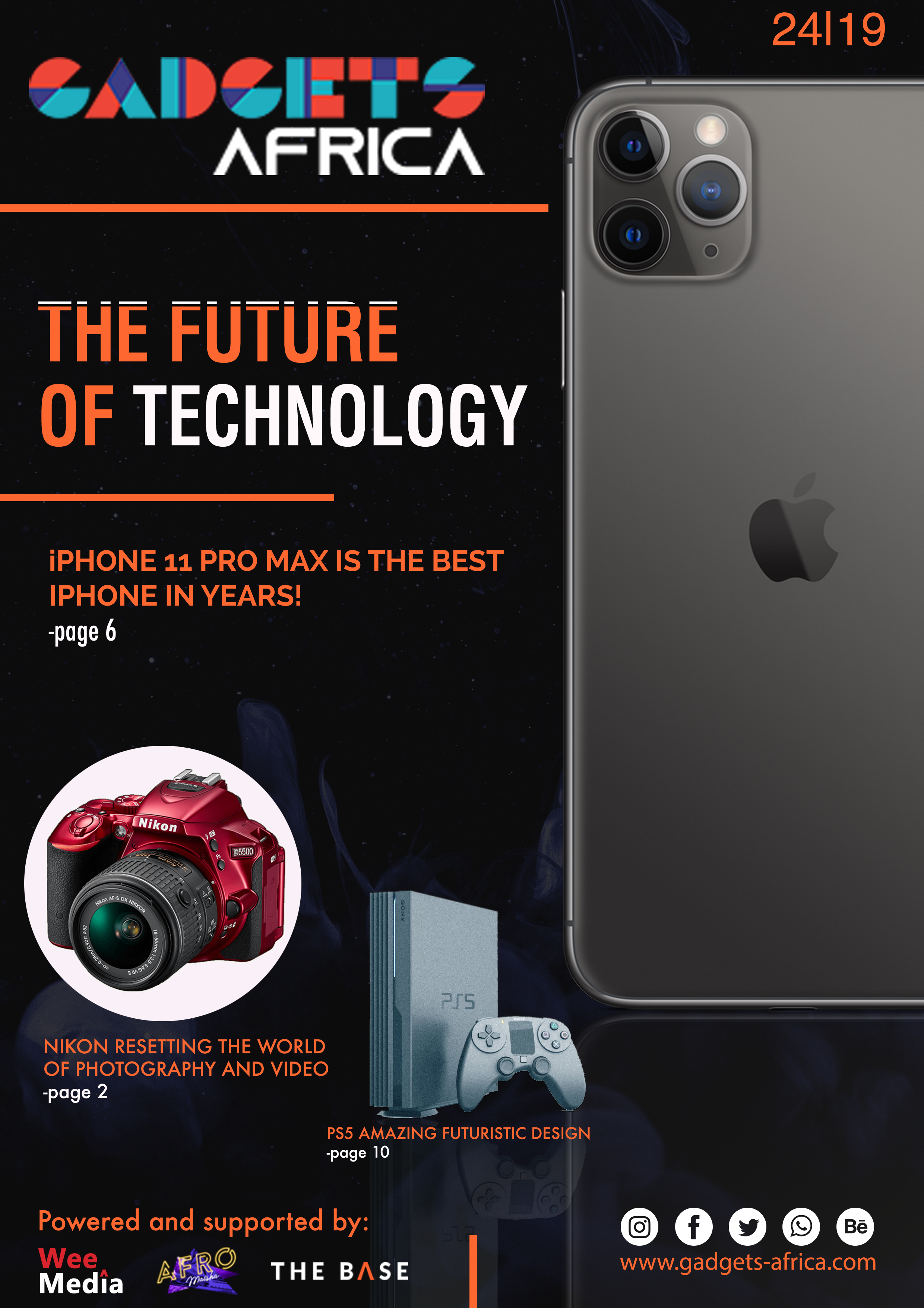 Gadgets Africa Magazine Cover-01