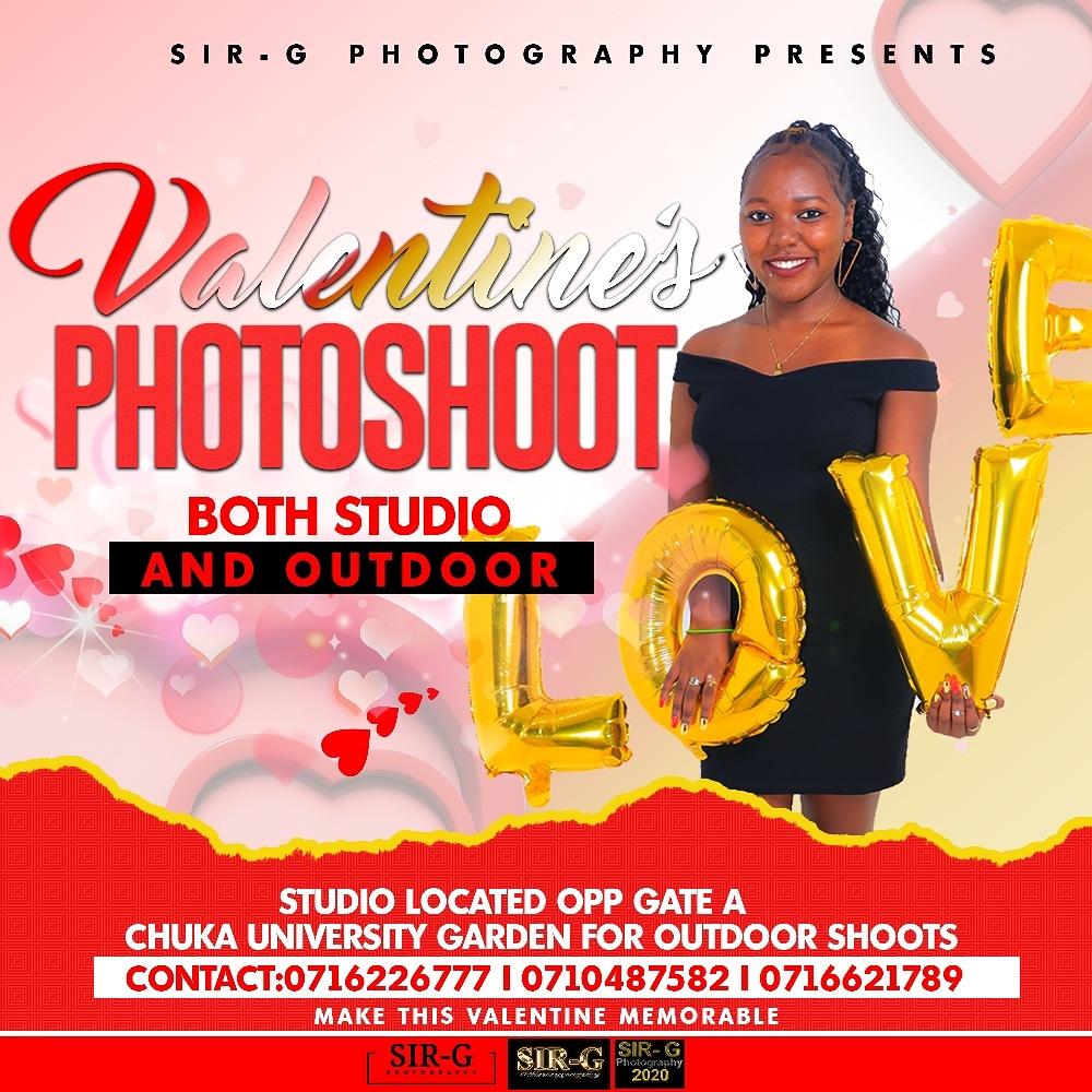 valentines shoot